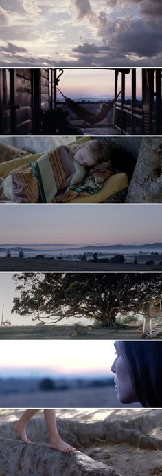 The Tree (2010), beautiful cinematic cinematography. Worth watching just to learn how to use wides and deep depth of field.