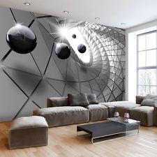 WALLPAPER XXL NON-WOVEN HUGE PHOTO WALL MURAL ART PRINT ABSTRACT 3D a-B-0043-a-d