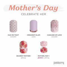 Pamper mom this year with Jamberry!