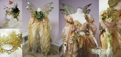 a fairy costume fit for a queen