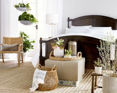 Vacation-Inspired Bedrooms | How to Decorate Vacation Is Over, Design A Space, Bring Them Home, Hotel Bed, Good Sleep, Dream Decor, Bedrooms, Living Room, Interior Design