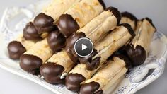 Bokkenpootjes - Rudolphs Bakery | 24Kitchen I tried this and YOU HAVE TO MAKE THIS it's even more yummy the next day