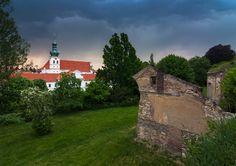 Břevnov Monastery by Michal Vitásek