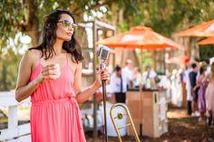 Alanna Vicente on Vocals & Trombone Photo by Sean Paul Franget