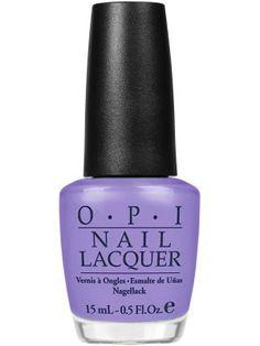 Purple Nail polish :)))