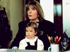 Flashback: When the twins were in college, they went to a book signing by their former co-star Diane Keaton and brought a picture of themselves in the movie, hoping to jog her memory