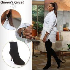 Queen Latifah Wardrobe: February 13, 2014