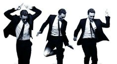 His dancing moves... LOL
