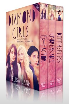 We are releasing a box set of all three books in The Diamond Girls series on June 9th! The complete set will be only $0.99 for release week so it will be an amazing chance to get these awesome books. Ex Factor, Diamond Girl, Girls Series, Teaser, Awesome, Amazing, Good Books, June, Romance
