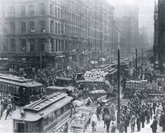1905 traffic jam