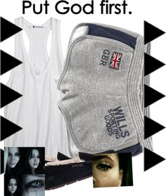"""Night Set.."" by mariethequeen ❤ liked on Polyvore"