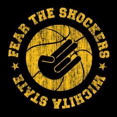 wichita state shockers t-shirt $17.99