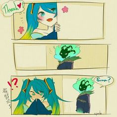 Sona and Thresh