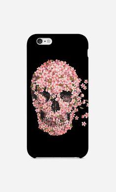 Coque iPhone Beautiful Death par Terry Fan - Wooop.fr