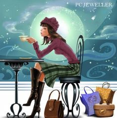 #PCJDiva Wishes you a warm and sweet #ThursdayMorning ! @PC Jeweller Ltd