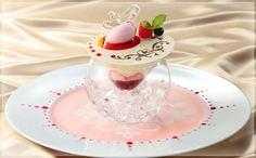 オリジナルデザート | 料理 | 東京ディズニーランド シンデレラ城でのウェディング | ディズニー・フェアリーテイル・ウェディング Disney Fairy Tale Weddings | Weddings at Tokyo Disneyland Cinderella Castle | Original Dessert | cuisine