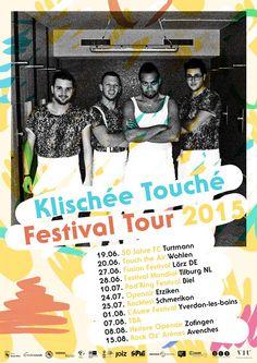Klischée Festival Tour Dates 2015