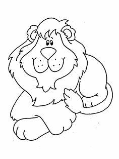 Animales De La Selva Para Dibujar Len Lion