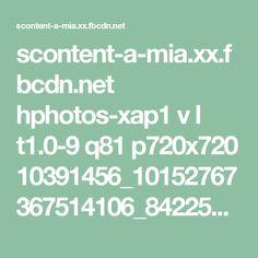 scontent-a-mia.xx.fbcdn.net hphotos-xap1 v l t1.0-9 q81 p720x720 10391456_10152767367514106_8422594884782703315_n.jpg?oh=3a3e8c8c20b2b4d11440e71bc69fb54c&oe=54C1C218