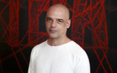 Ângelo Ântonio, no ar em Joia Rara, compareceu na coletiva com o visual do seu personagem na novela | #ATeia | TV Globo