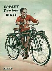 Speedy Firestone Bikes