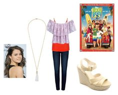 """teen beach 2"" by francisca-vacas-2004 ❤ liked on Polyvore"