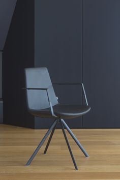 chair | black | swivel | armchair | leather | modern | office | living room | meeting | conference room | interior design | commercial | sleek | sophisticated | durable | contemporary | simple | clean | decor | furniture | chair | desk | ellipse | customizable Sofa Furniture, Modern Furniture, Furniture Design, Conference Room Chairs, Swivel Armchair, Room Interior Design, Modern Chairs, Chair Design, Counter Stools