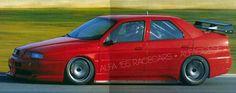 Alfa Romeo 155, Touring, Cool Cars, Vehicles, Classic, Garage, Cars, Derby, Carport Garage