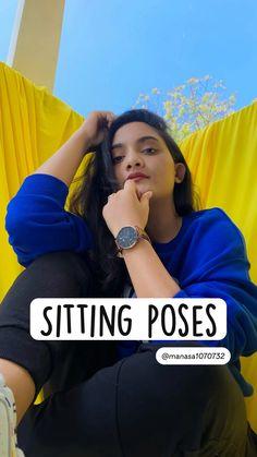 Studio Photography Poses, Portrait Photography Poses, Photography Poses Women, Girl Photography Poses, Photography Editing, Best Photo Poses, Girl Photo Poses, Self Portrait Poses, Creative Fashion Photography