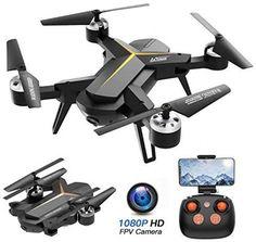 JD-65G Optical Flow Electricity 120° FOV 1080PHD WiFi FPV Drone RC Quadcopter