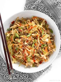 and Cabbage Stir Fry This fast and easy Beef and Cabbage Stir Fry is a filling low carb dinner with big flavor. This fast and easy Beef and Cabbage Stir Fry is a filling low carb dinner with big flavor. Stir Fry Recipes, Low Carb Recipes, Beef Recipes, Cooking Recipes, Healthy Recipes, Budget Recipes, Delicious Recipes, Vegetarian Recipes, Cheap Recipes