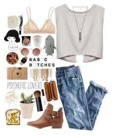 """""""Tow"""" by epscape ❤ liked on Polyvore featuring J.Crew, Ettika, Chanel, STELLA McCARTNEY, Charlotte Russe, Quay, Madewell, Eva Solo, The Body Shop and ASOS"""