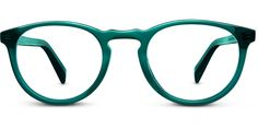 Front of Stockton in Sea Green Crystal