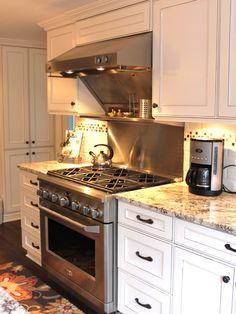Crema Pearl Granite Countertops Kitchen Pinterest