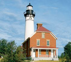 Au Sable Light Station, Grand Marais  Michigan Lighthouses | Pure Michigan