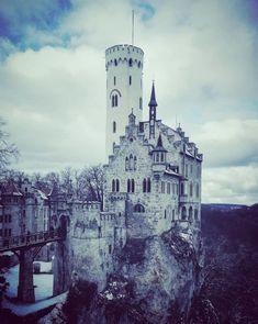 Schloss Lichtenstein, Württemberg (Baden-Württemberg).