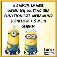 Happy Minions, My Minion, Lachen Macht Happy, Tabu, Minions Quotes, New Years Eve Party, Funny Pins, Picture Design, Wise Words
