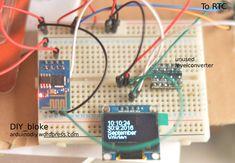 Adding an RTC and OLED to ESP8266-01 – Arduino, ESP8266, ESP32 & Raspberry Pi stuff