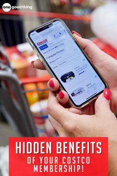Calling all Costco members: You do NOT want to miss out on these amazing, money-saving benefits! Costco Membership Benefits, Search Code, Saving Money, Coding, Budgeting Tips, Ways To Save, Personal Finance, Amazing, Printer