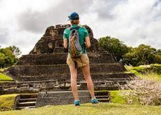 Mayan Ruins San Ignacio Belize, Belize Tours, Mini Waterfall, National Animal, Mayan Ruins, National Treasure, Horseback Riding, Time Travel, Adventure
