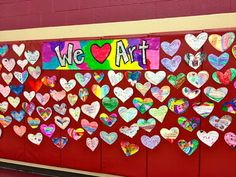 "Collaborative Hearts ""Why We love art"" Fine Arts Night"