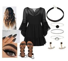 """""""Untitled #557"""" by dearlynere on Polyvore featuring Band of Gypsies, Billabong, Accessorize and Oasis"""