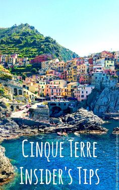 Cinque Terre Insiders Tips by lostinflorence Photo credit Nardia Plumridge BrowsingItaly European Vacation, Italy Vacation, European Travel, Vacation Destinations, Dream Vacations, Italy Trip, Italy Italy, Italy Travel Tips, New Travel