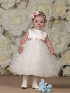 4ee39369dff Joan Calabrese 110306B Flower Girl Dress