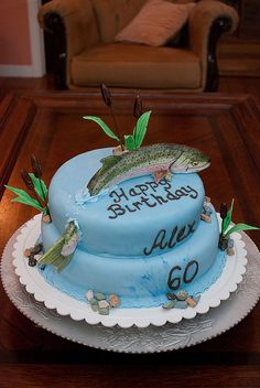 Fishing+Birthday+Cakes+for+Men | Recent Photos The Commons Getty Collection Galleries World Map App ...