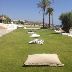 In Ammades you can relax anywhere! By the beach or in the garden