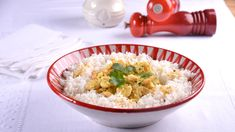 Curry de gambas y leche de coco con arroz jazmín. Canal Cocina. Sense Thermomix