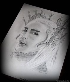 Král elfů z Hobbita