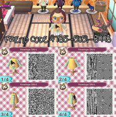 Animal Crossing New Leaf - QR Code Venelope by emalee86