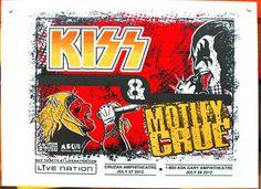 Kiss / Motley Crue